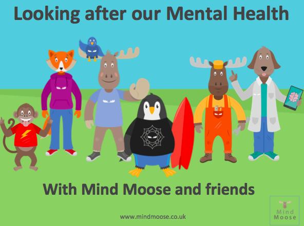 World Mental Health Day Assembly - Mind Moose